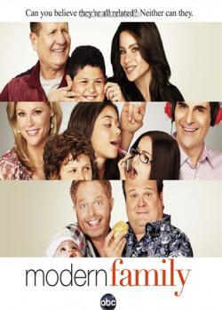 Modern Family S01,美剧《摩登家庭》第一季24集全集(720P)