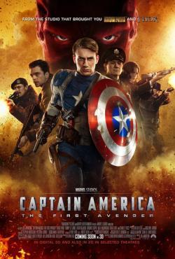 Captain America The First Avenger,美国队长,美国队长:复仇者先锋[2D版](蓝光原版)