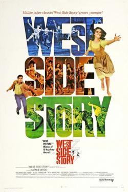 West Side Story,西区故事,西城故事,梦断城西 50周年纪念版(蓝光原版)