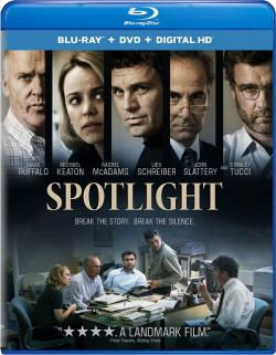 Spotlight,聚焦,焦点追击【第88届奥斯卡六项提名】(蓝光原版)
