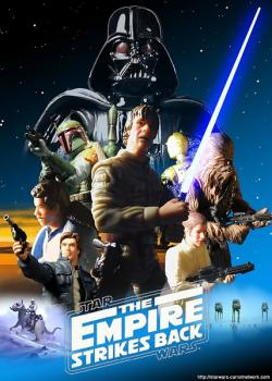 Star Wars Episode 5 The Empire Strikes Back,星球大战5:帝国反击战(720P)
