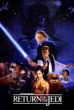 Star Wars Episode 6 Return of the Jedi,星球大战6:绝地大反击(720P)