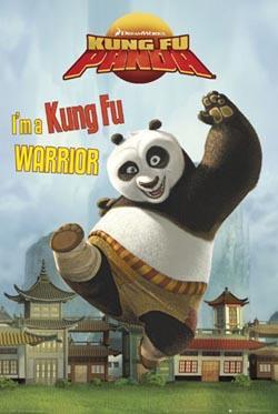 Kung Fu Panda 2008 3D,功夫熊猫1[左右半宽3D](1080P)