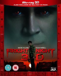 Fright Night ,新天师斗僵尸,恐怖之夜,吸血鬼就在隔壁[3D版](蓝光原版)