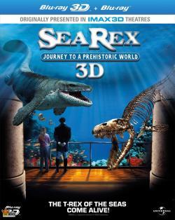 Imax Sea Rex 3D,海中霸王龙:漫游史前海世界[IMAX最新3D大片][3D版](蓝光原版)
