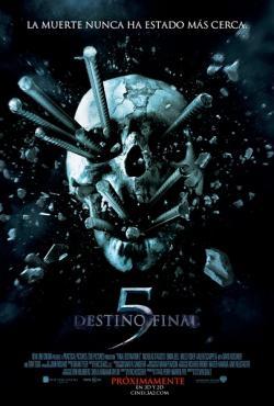 FINAL DESTINATION 5,死神来了5,绝命终结站5[3D版](蓝光原版)