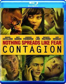 Contagion,传染病,世纪战疫,全境扩散(蓝光原版)