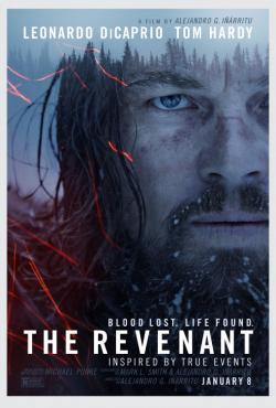 The Revenant,荒野猎人,还魂者,亡魂,归来者,复仇勇者,神鬼猎人(1080P)