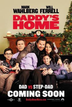 Daddys Home,老爸当家,家有两个爸,左一爸右一爸(1080P)