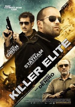 Killer Elite,铁血精英,杀手精英,灭杀斗[杰森·斯坦森 克里夫·欧文 罗伯特·德尼罗](蓝光原版)