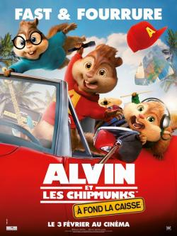 Alvin and the Chipmunks: The Road Chip,鼠来宝4:萌在囧途,鼠来宝4,鼠来宝:鼠喉大作赞(1080P)