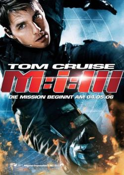 Mission: Impossible III,碟中谍3(蓝光原版)