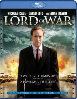 Lord of War ,战争之王(蓝光原版)