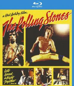 The Rolling Stones,滚石乐队:让我们一起度过夜晚1981(蓝光原版)