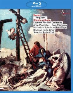 Mozart: Requiem in D Minor,莫扎特-D小调安魂曲 卢塞恩节日管弦乐团(蓝光原版)