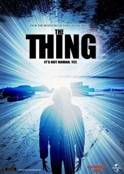 The Thing,怪形前传,极地诡变,异种2011(蓝光原版)