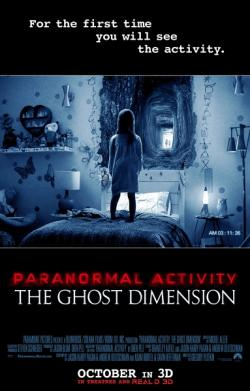 Paranormal Activity The Ghost Dimension 2015 3D,鬼影实录5:鬼次元,鬼入镜5[3D版](蓝光原版)
