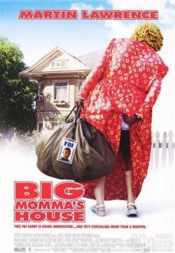 Big Momma Is House,绝地奶霸,超级妈妈,卧底肥妈(蓝光原版)