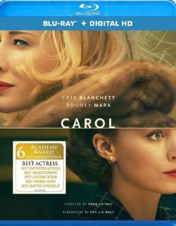 Carol,卡罗尔,卡萝尔,盐的代价,因为爱你,卡露的情人(蓝光原版)