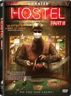 Hostel: Part III ,人皮客栈3(蓝光原版)