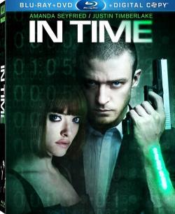 In Time,止时纪,时间规划局,潜逃时空(蓝光原版)