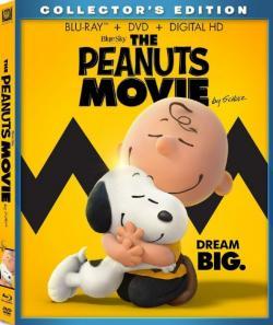 The Peanuts Movie,史努比:花生大电影,史努比大电影[3D版](蓝光原版)