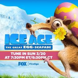 Ice Age: The Great Egg-Scapade,冰河世纪:巨蛋恶作剧,冰河世纪:复活节特辑(720P)