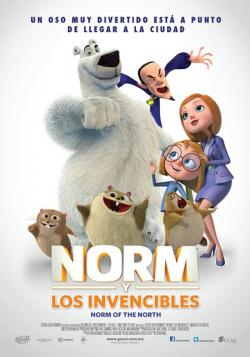 Norm of the North,北极移民,北极熊诺姆(1080P)
