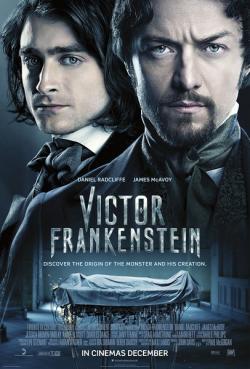 Victor Frankenstein,维克多·弗兰肯斯坦,科学怪人:创生之父,怪物(蓝光原版)