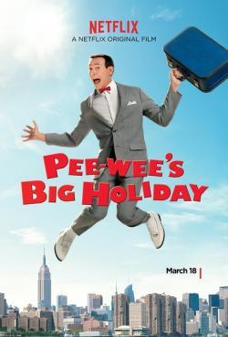 Pee-Wees Big Holiday,皮威的大假期,妙人怪谭,疯狂小混蛋大闹戏院(720P)