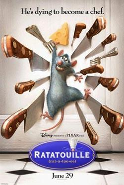 Ratatouille,美食总动员,料理鼠王,五星级大鼠(1080P)