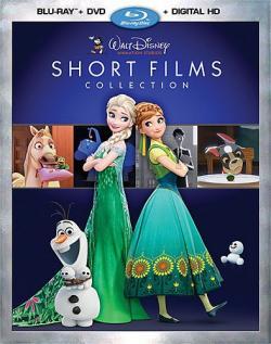 Walt Disney Animation Studios Short Films Collection,迪斯尼2000-2015精彩短片合辑[含特别花絮](蓝光原版)