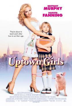 Uptown Girls,麻辣宝贝,杠上富家女(蓝光原版)