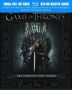 Game Of Thrones S01,美剧《冰与火之歌:权力的游戏,权力游戏》第一季10集全集(1080P)