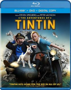 The Adventures of Tintin,丁丁历险记,丁丁历险记:独角兽号的秘密(720P)