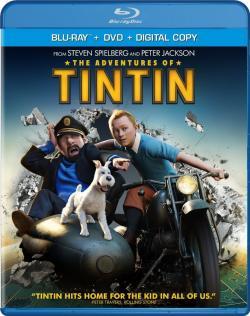 The Adventures of Tintin  3D ,丁丁历险记,丁丁历险记:独角兽号的秘密[3D+2D版](蓝光原版)