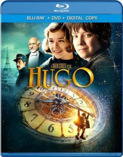 Hugo,雨果,雨果的巴黎奇幻历险,雨果的冒险,雨果的秘密,雨果·卡布里特的发明(蓝光原版)