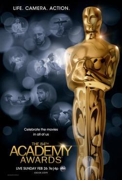 Oscars The 84th Annual Academy Awards,第84届奥斯卡颁奖典礼[2013年](1080i)