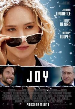Joy,奋斗的乔伊,翻转幸福,欢姐当自强,乔伊的发明(蓝光原版)