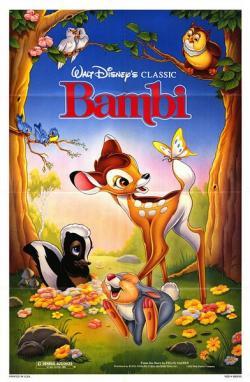 Bambi,小鹿斑比(蓝光原版)