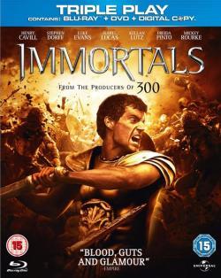 Immortals,惊天战神[3D版](蓝光原版)