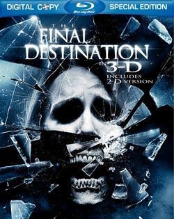 The Final Destination 2009 3D,死神来了4,死神来了:死亡之旅3D,绝命终结站4[3D版](蓝光原版)