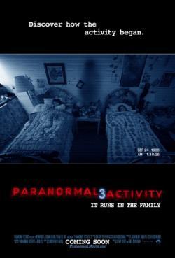 Paranormal Activity 3,灵动:鬼影实录3(蓝光原版)