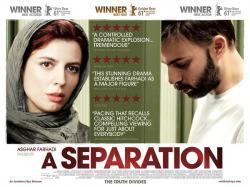 A Separation,纳德和西敏:一次别离[第84届奥斯卡金像奖最佳外语片](蓝光原版)